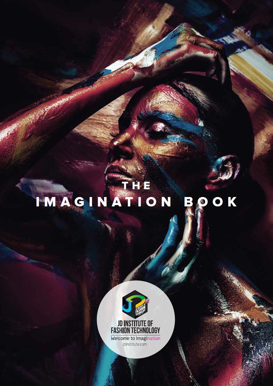 best college for fashion designing - Imagination Book 2016 Cover - Imagination Books