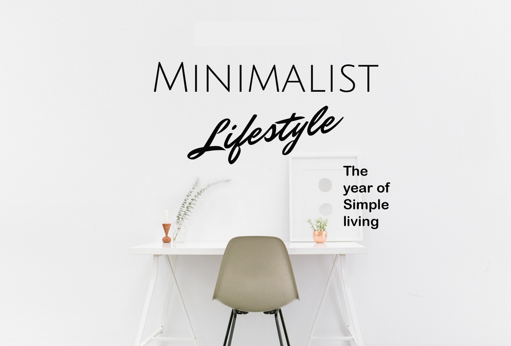 minimalism CONSCIOUS BUYING – A NEW LIFESTYLE Minimalist lifestyle