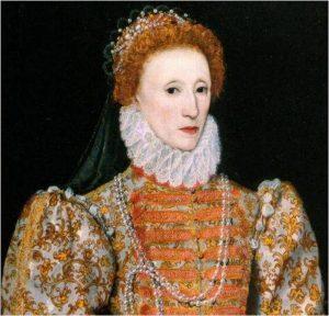 lipstick - Queen Elizabeth I 300x288 - Evolution of Lipstick
