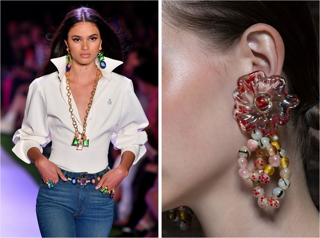 jewellery - Colorful Jewellery - A REVIEW OF SIX NEW JEWELLERY TRENDS OF SPRING/SUMMER 2020