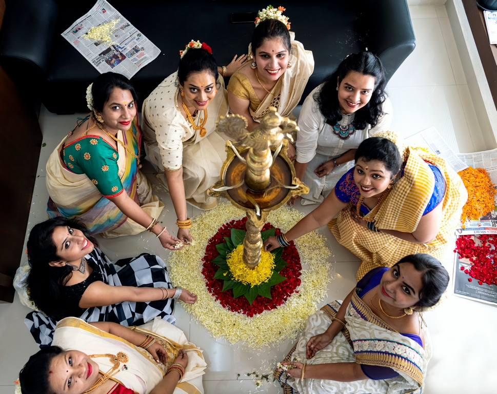 onam - JD INSTITUTE OF FASHION TECHNOLOGY UPLIFTS FESTIVE SPIRITS WITH ONAM 3 - JD INSTITUTE OF FASHION TECHNOLOGY UPLIFTS FESTIVE SPIRITS WITH ONAM