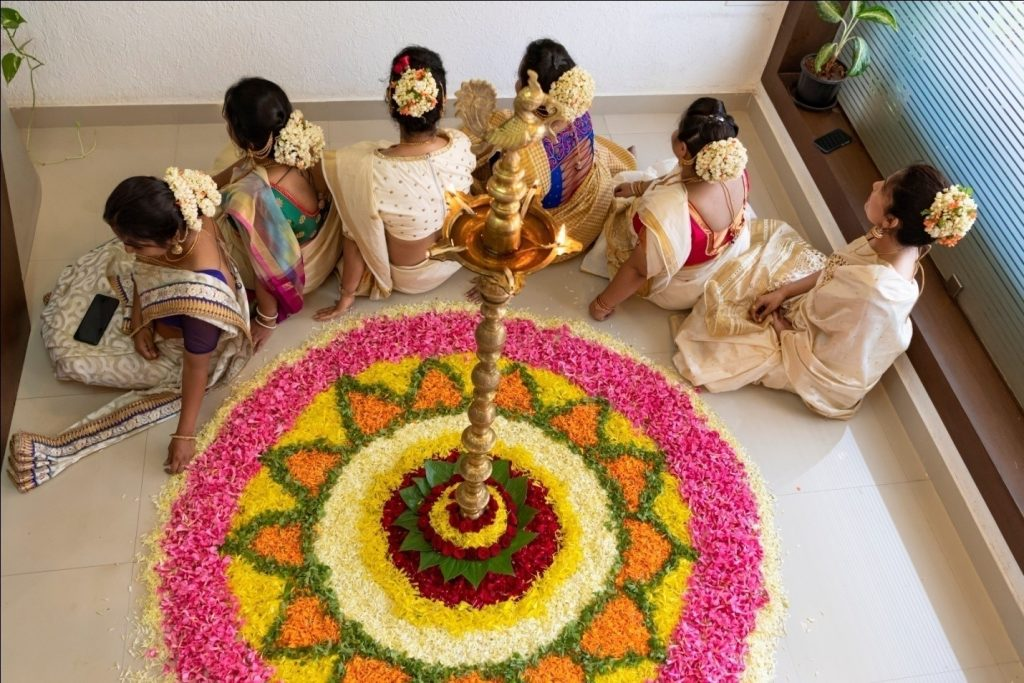 onam look - Onam 1024x683 - The Onam look is much easy to ace with these simple tips