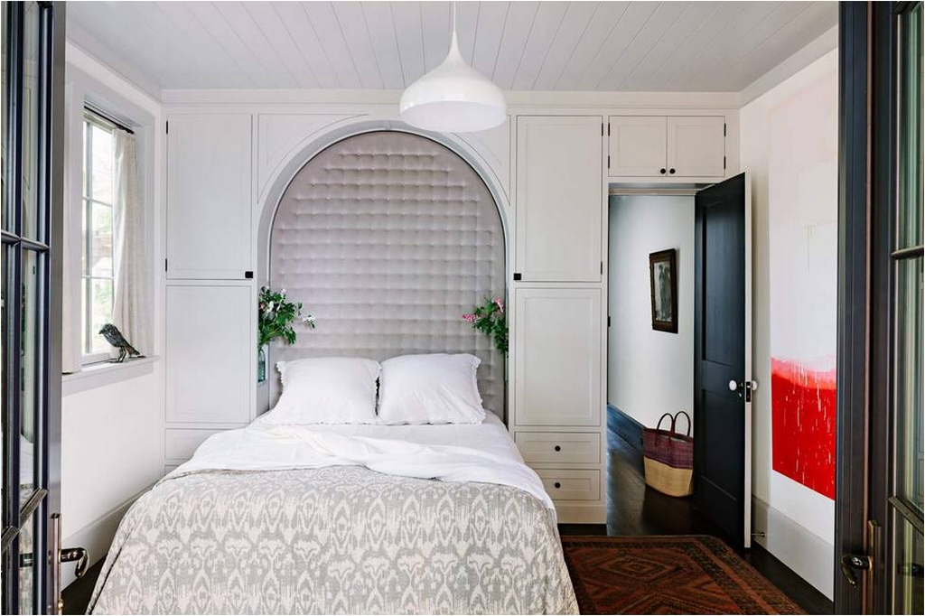 interior design - bedroom decor - INTERIOR DESIGN TIPS TO CONVERT A SMALL SPACE TO EXUDE LUXURY