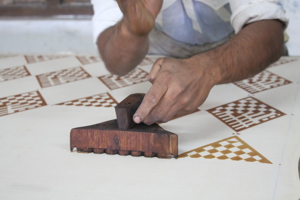 History of Block Printing (with infographics) block printing - stamping - History of Block Printing (with infographics)